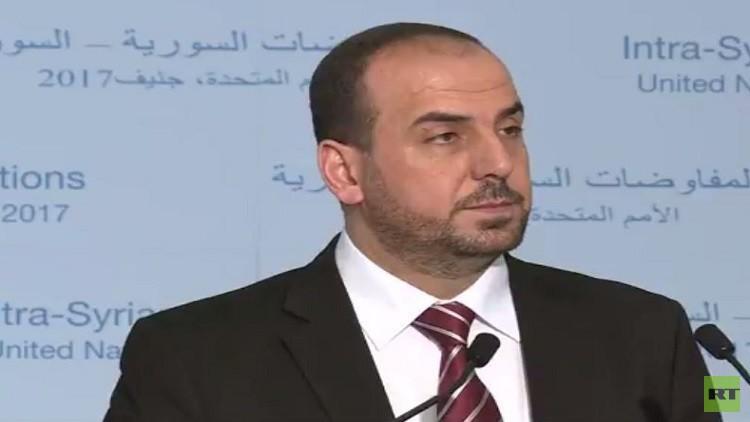 منصة الرياض تربط آفاق توحيد صفوف المعارضة السورية بمسألة الانتقال السياسي