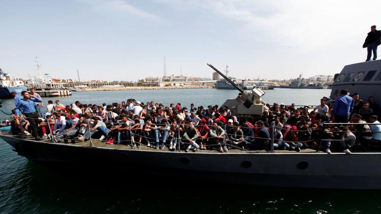 نشطاء يمينيون أوروبيون يبحرون في اتجاه ليبيا لوقف تدفق المهاجرين