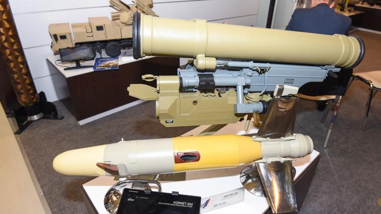 """روسيا تورد صواريخ """"إيغلا"""" و""""ميتيس"""" إلى البحرين"""