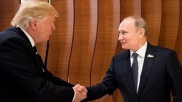 ترامب: الهدنة في سوريا مثال للتعاون الناجح مع روسيا