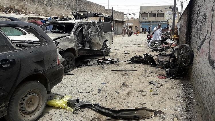 مصرع 4 رجال أمن بهجوم في باكستان