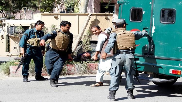 مصرع 4 أطفال بانفجار قذيفة في أفغانستان
