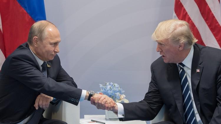 الروس ينظرون إلى ترامب بإيجابية أكبر بعد لقائه مع بوتين