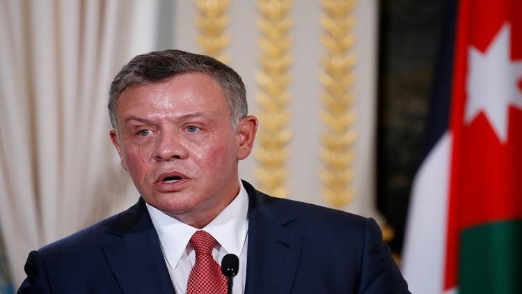 ملك الأردن يشيد بجهود بوتين وترامب لوقف إطلاق النار جنوب سوريا