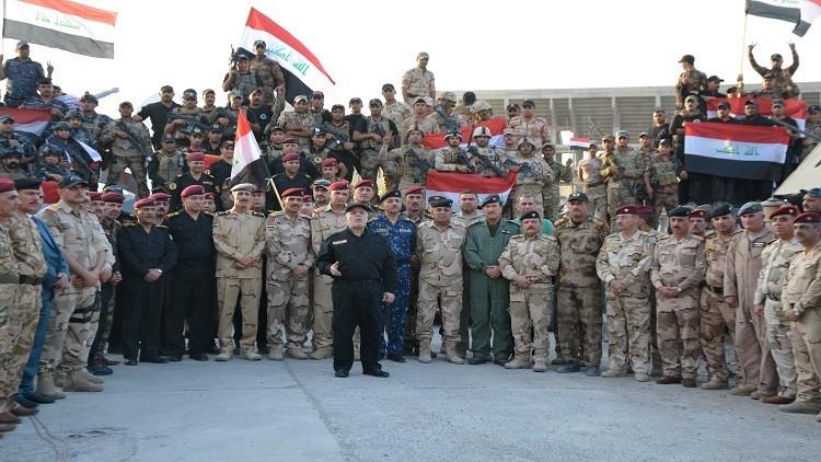 الرياض تهنئ بغداد بتحرير الموصل