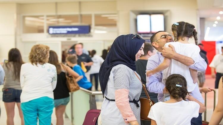 تسهيلات جديدة على قرار حظر السفر إلى الولايات المتحدة