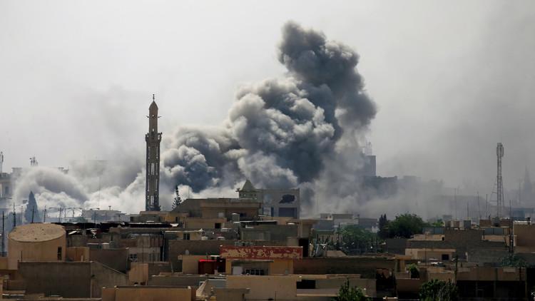 القوات العراقية تواصل تطهير الموصل من فلول