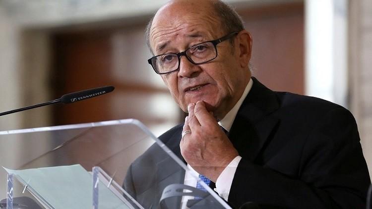 باريس تدخل على خط الأزمة الخليجية وتدعو لإيجاد حل سريع لها