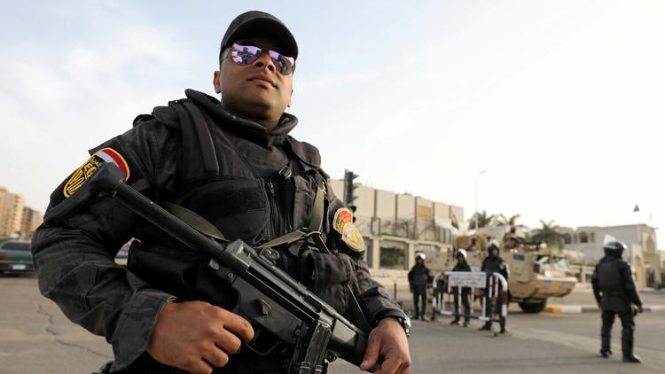 مقتل 4 مسلحين بتبادل لإطلاق النار مع الأمن المصري في الإسماعيلية