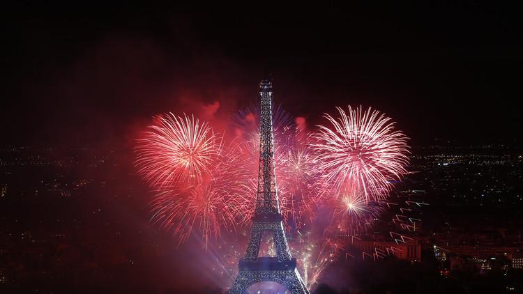 احتفالات بيوم الباستيل في فرنسا