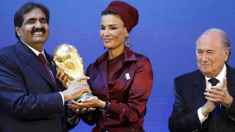 6 دول عربية تطالب بسحب مونديال 2022 من قطر والفيفا ينفي