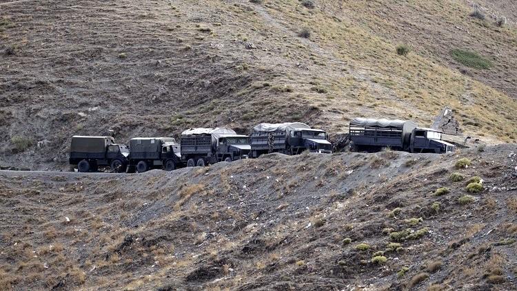 قوات الدرك الجزائري تقتل 3 مسلحين هربوا من تونس