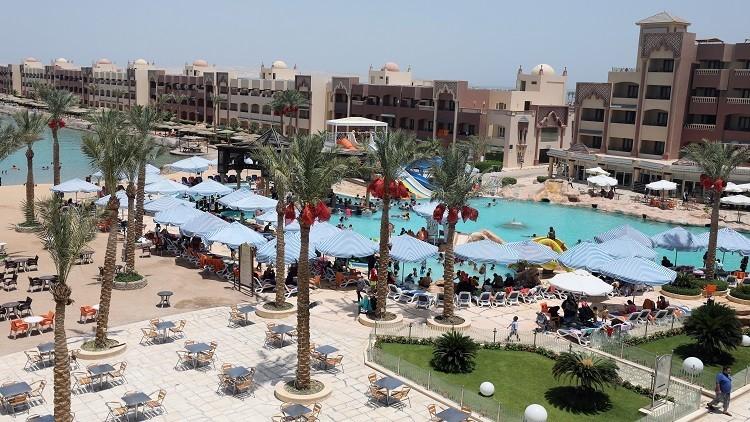 السياحة المصرية تتجاوز حادثة الغردقة