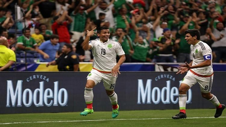 المكسيك وجامايكا والسلفادور تكمل عقد الدور ربع النهائي للكأس الذهبية