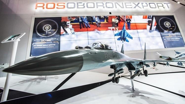 صادرات روسيا من المعدات الجوية بلغت ملياري $ في 2017