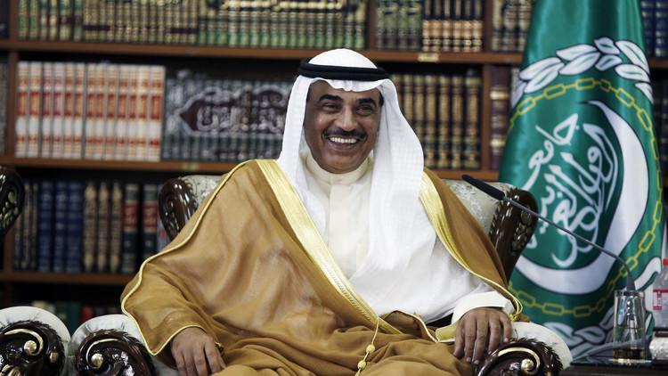 وزير الخارجية الكويتي إلى القاهرة للقاء السيسي وأبوالغيط