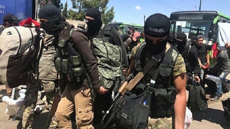 آلاف المعارضين السوريين مستعدون لمقاتلة
