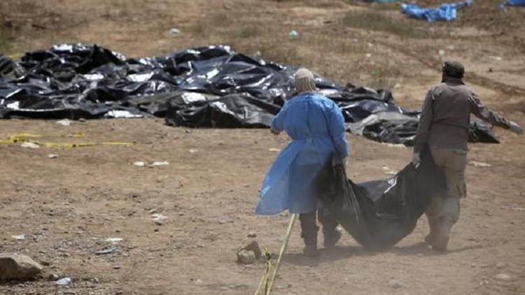 اكتشاف مقبرة جماعية جديدة لضحايا