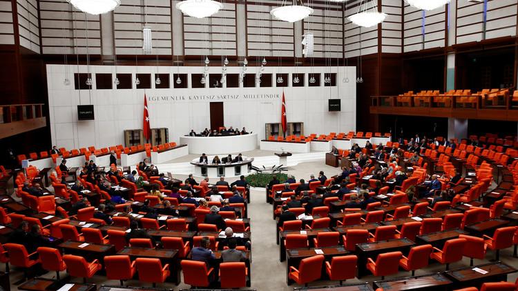 البرلمان التركي يقر تمديد حالة الطوارئ في البلاد 3 أشهر إضافية