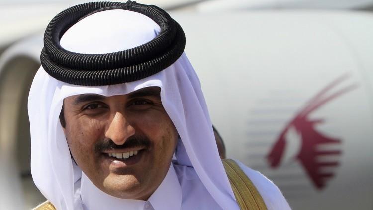 أمير قطر يرزق بمولود جديد