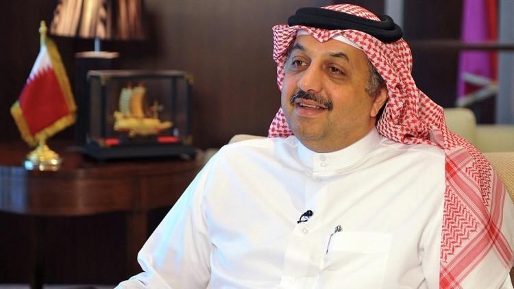 العطية: لا يحق لأحد طلب إغلاق القاعدة العسكرية التركية في قطر