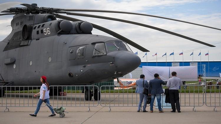 روسيا قد تمد الجزائر ومصر بمقاتلات ومروحيات