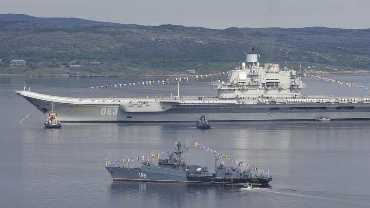 الدفاع الروسية: حاملة الطائرات الجديدة ستتزود بمقاتلات جديدة نوعيا