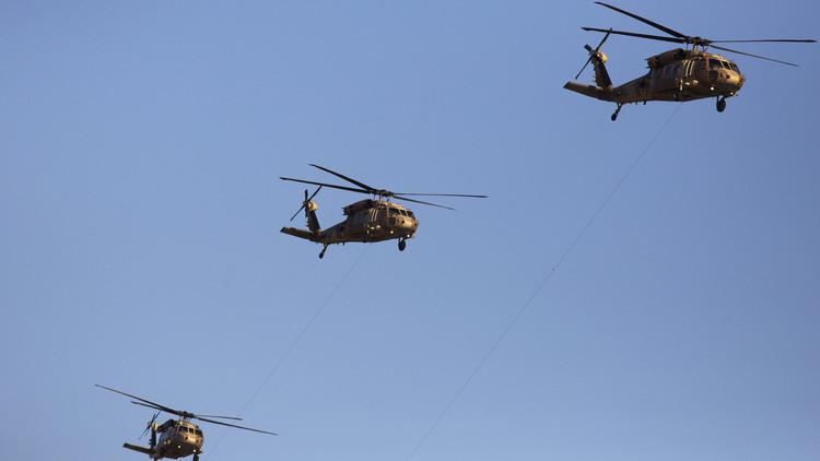 الجيش الإسرائيلي يكشف عن قاعدة جوية سرية ثم يخفيها!