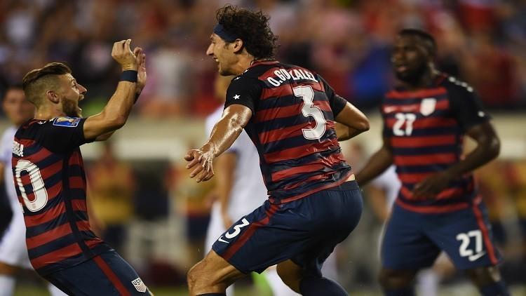 أمريكا وكوستاريكا تتأهلان إلى نصف نهائي الكأس الذهبية