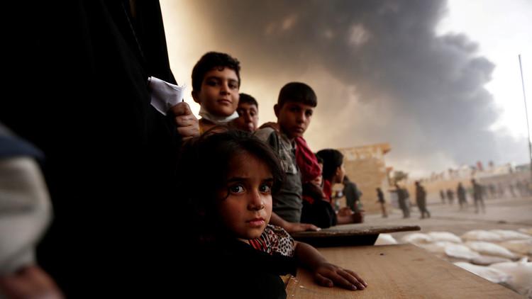 تقرير صادم عن معركة الموصل!