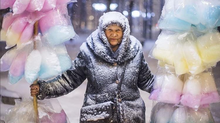 أفضل صور صحفية روسية حسب آراء متابعي مسابقة