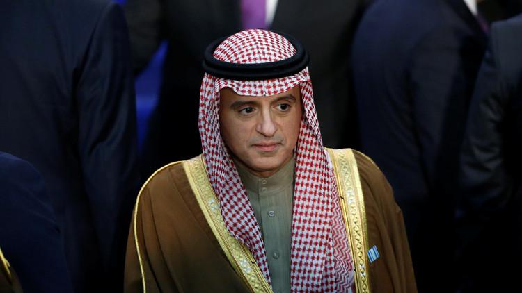الجبير: نطالب قطر بوقف دعم الإرهاب وتمويله