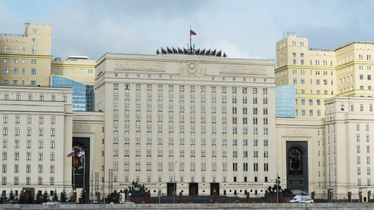 الدفاع الروسية تبحث الأزمة السورية مع الأمم المتحدة