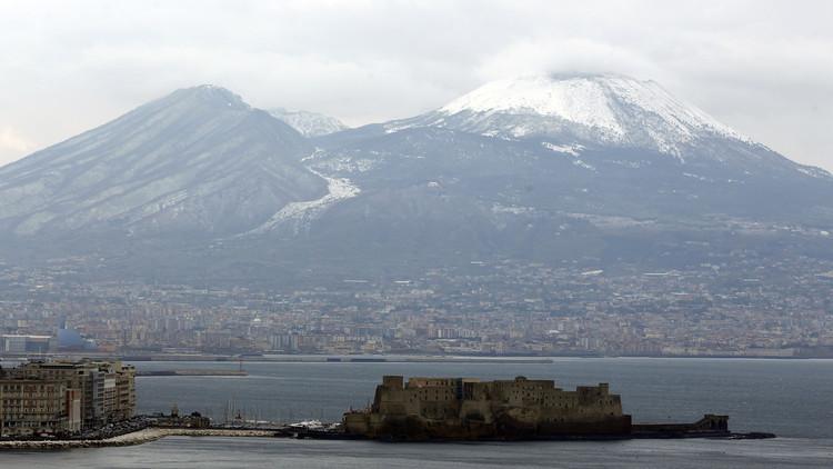 نابولي الإيطالية على قائمة واحدة مع الرقة ومقديشو من حيث الخطورة