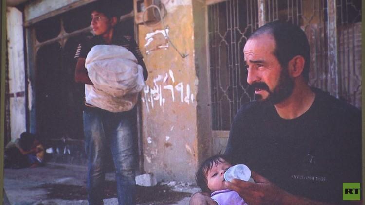 سوريا بأعين عدسة كاميرا روسية!