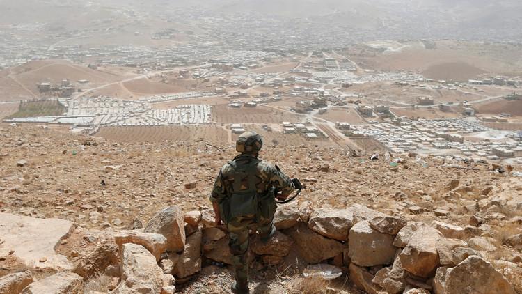الجيش اللبناني والمعركة الشرسة في عرسال