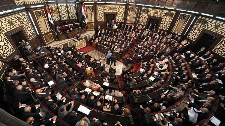 مجلس الشعب السوري يقيل رئيسته هدية عباس من منصبها
