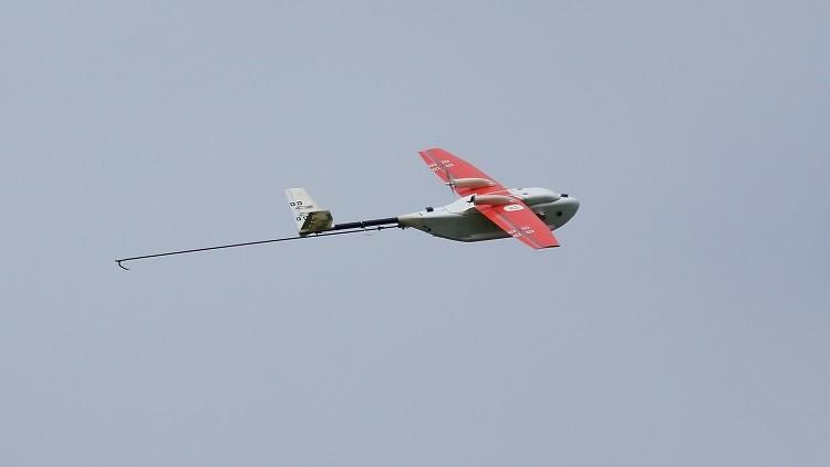 طائرة بدون طيار أمريكية تتجسس على دونباس