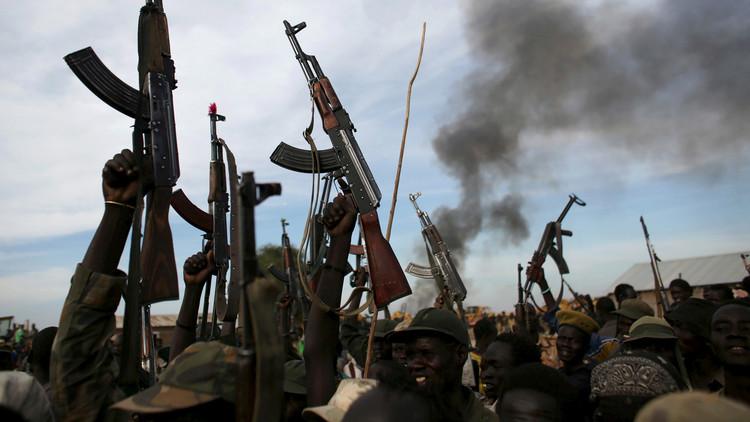 واشنطن تهدد جنوب السودان