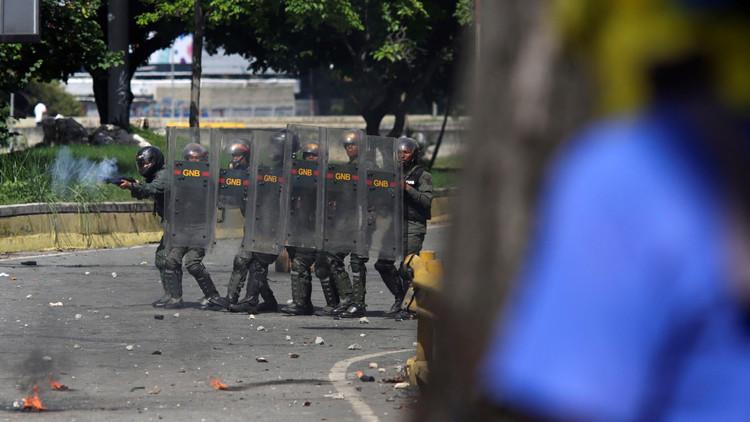 قتيل و3 جرحى في احتجاجات المعارضة الفنزويلية
