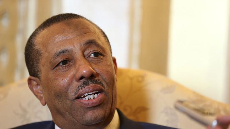 حكومة ليبية تفرض