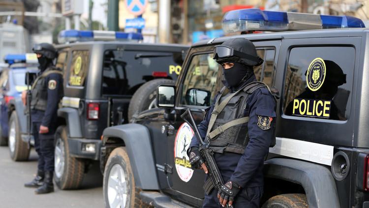 الداخلية المصرية تعلن مقتل متشددين في اشتباك مع الشرطة