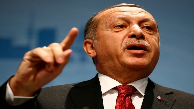 أردوغان: لن تستطيع ألمانيا تشويه صورة تركيا