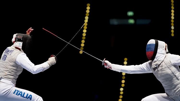 الروسية إينا ديريغلازوفا تتوّج ببطولة العالم للمبارزة
