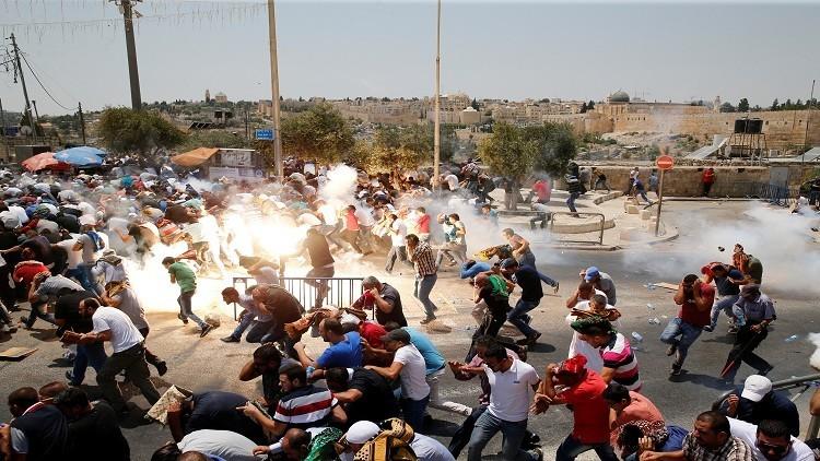 الجزائر تصف ممارسات إسرائيل في القدس بـ