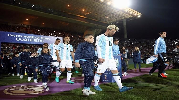 عائدات قياسية لمباراة الأوروغواي والأرجنتين في تصفيات مونديال روسيا