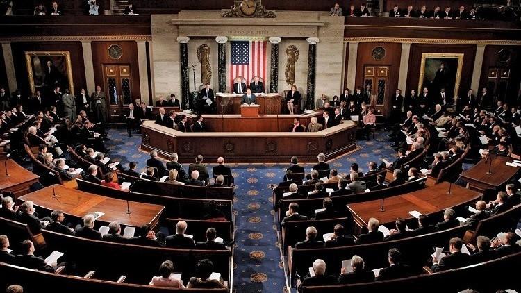 الكونغرس ينشر نص القانون حول العقوبات ضد روسيا وإيران
