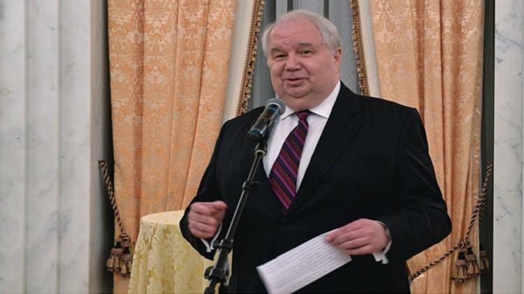 السفير الروسي في واشنطن ينهي مهامه