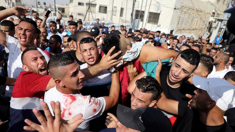قتيلان فلسطينيان و141 إصابة حصيلة مواجهات السبت