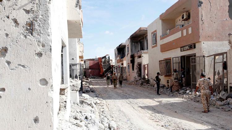 معضلة جثث الدواعش في ليبيا